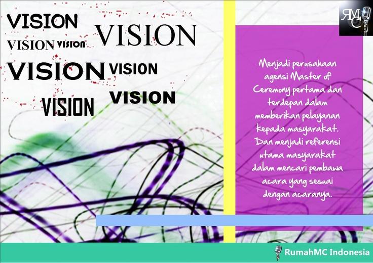 Vision Rumah MC
