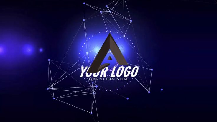 LOGO OPENER партфолио 25 работ Логотип Glitch - быстрый и креативный шаб...