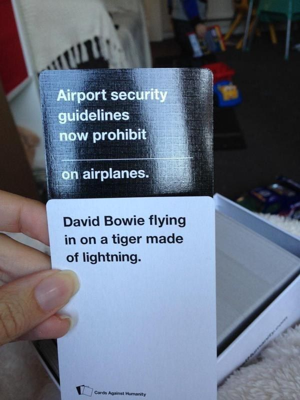 """Surely this card wins every hand it plays?   20 Times The UK Edition Of """"Cards Against Humanity"""" Was Too Real"""