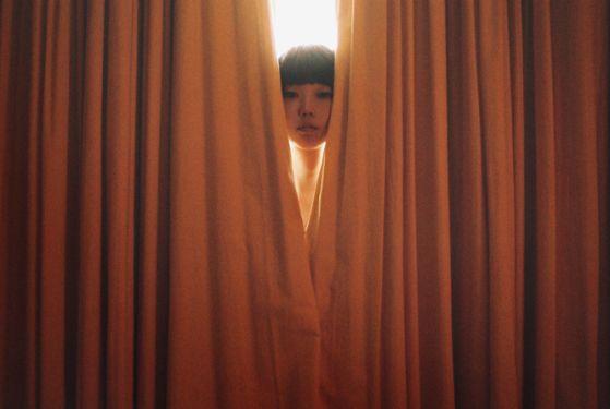 Mira Heo - selfportrait series #1