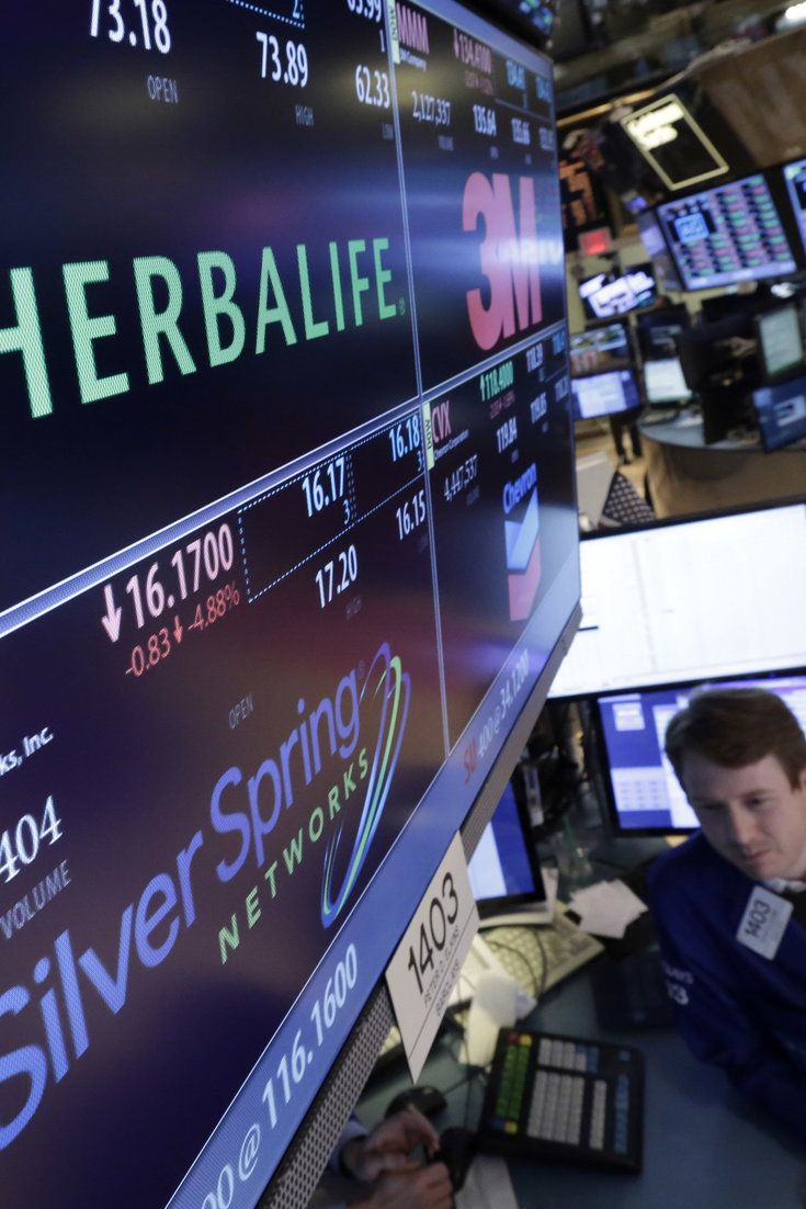 Someone Made A Suspiciously Timed Bet That Herbalife Stock Would Plummet