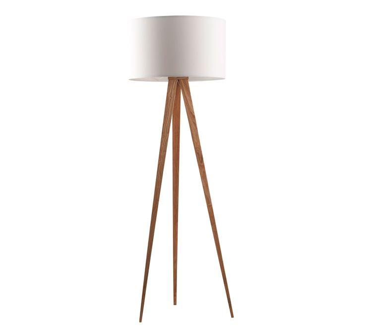 die besten 25 stehleuchte holz ideen auf pinterest baumscheiben kaufen led stehlampe und. Black Bedroom Furniture Sets. Home Design Ideas