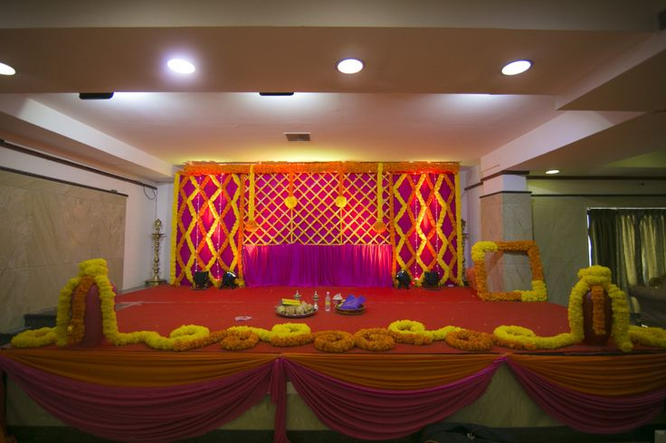 The décor was done by Jenifer Divya from Red thread events and it was extremely good.photography#Ashokarsh www.shopzters.com