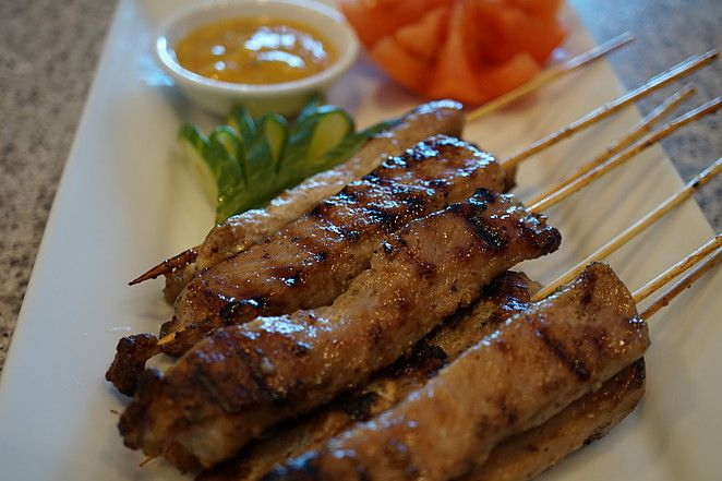 Chef Steve Thibodeau - Thai inspired cuisine