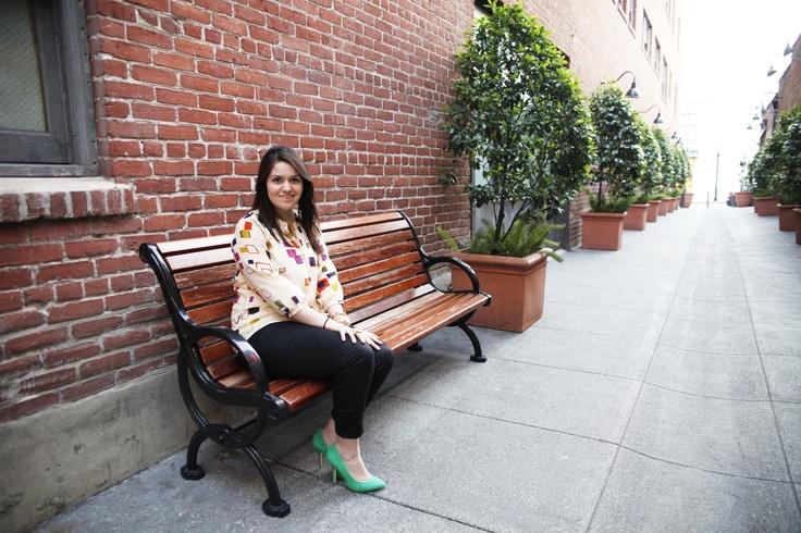 Delacy Alley Bench, Pasadena