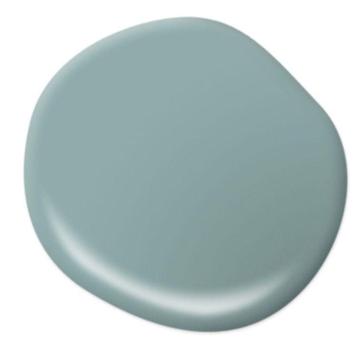 behr premium plus ultra 8 oz hdc cl 25 oceanus interiorexterior satin enamel paint sample