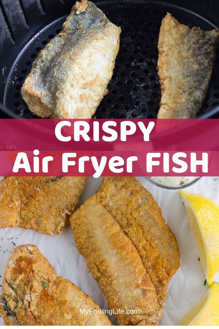 Air Fryer Fish Recipe Air Fryer Fish Recipes Air