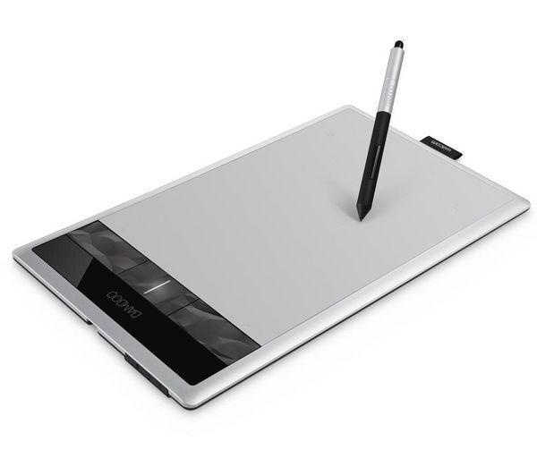 Wacom Tablette Graphique Bamboo Fun Pen Touch Small