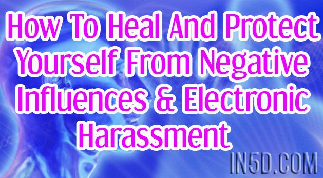 Tools And Techniques For Healing Negative Influences by Nikki Colombo, Editor – Contact Online Magazine 1. Clean and Clear your fields, forgive everything! 2. Shield up!!!!! using The 12d Shield vi…