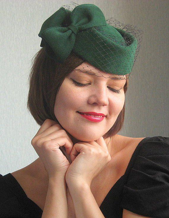 a987aca5db6 1950s pillbox hat