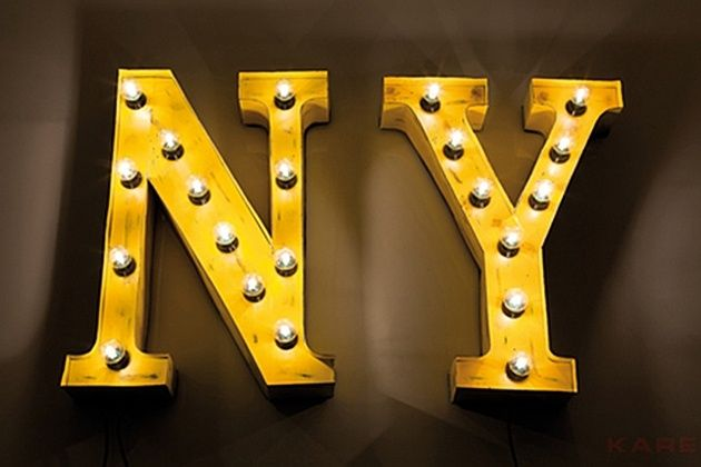 Vintage wall light New York | Wandlampen - plafondspots | Retro Design meubels, verlichting & cadeaushop, Space Age new vintage
