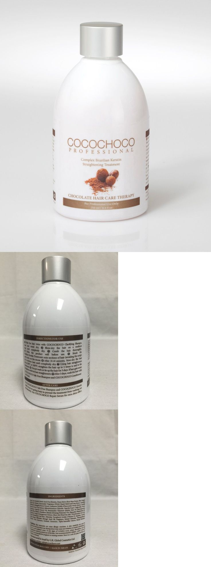 Hair Beauty: Cocochoco Original Brazilian Keratin Hair Treatment 8.4Oz 250Ml -> BUY IT NOW ONLY: $36.95 on eBay!