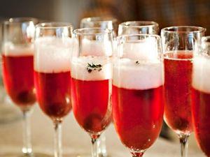 Champagne met Kriek Max | Brouwerij Omer Vander Ghinste
