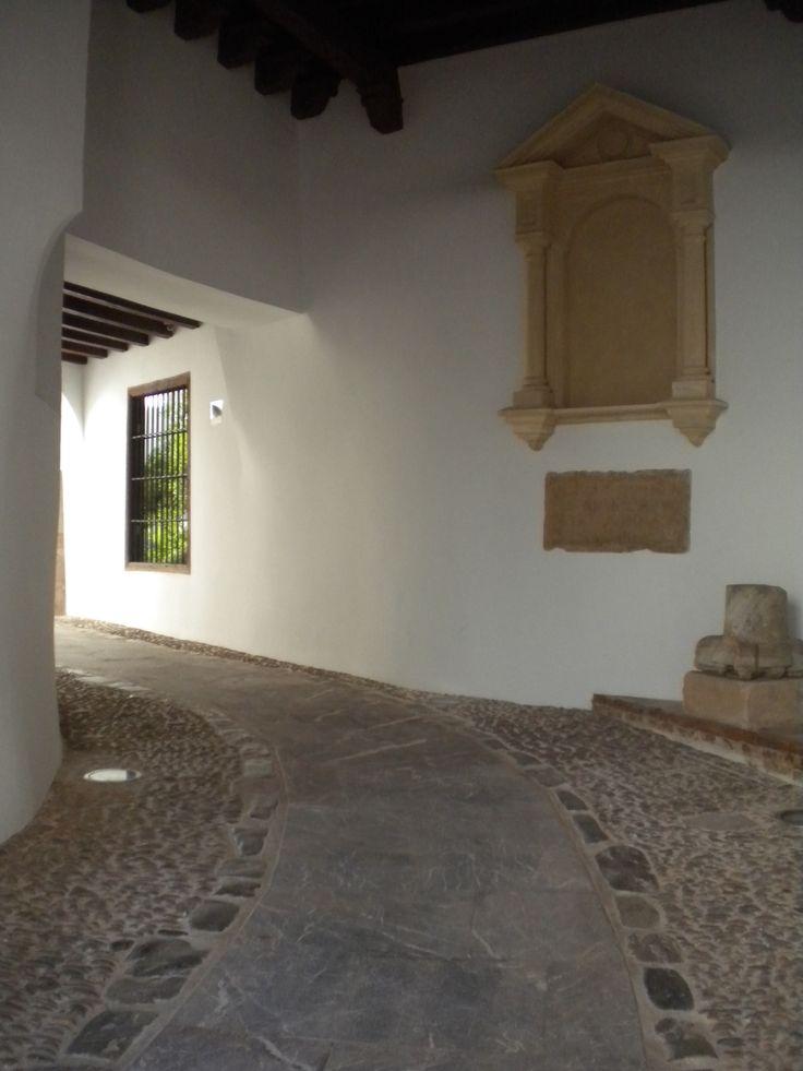 Casa Arabe entrada