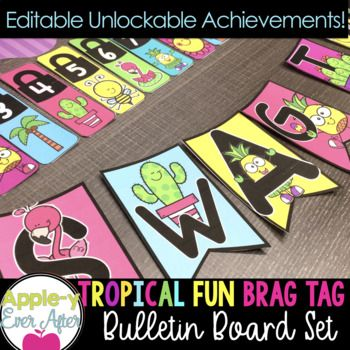 If you use brag tags in your classroom, you need to add this fun reward component to your routine. Brag tags are an amazing way to use positive reinforcement to praise your students for their hard work. When you add these 'unlockable achievement' cards to your