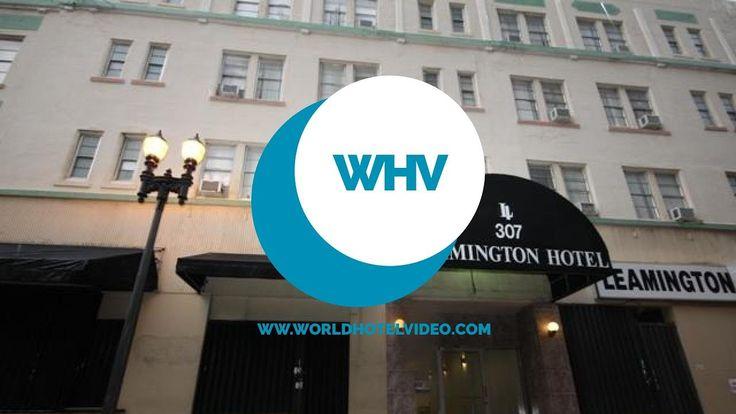 Leamington Hotel Downtown / Port of Miami USA (North America) https://youtu.be/-TcXBKK3l54