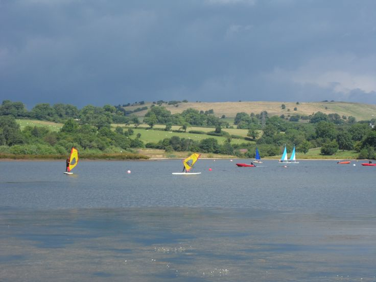 Carsington Water. Lovely place to visit for a day out