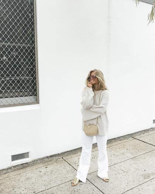 Zo draag je een witte jeans (zonder Temptation-effect)