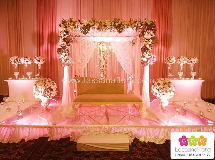 Lassana Flora Cake Decor Wedding Decor T Weddings