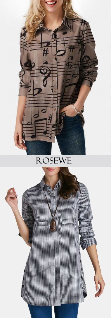 Cute shirts for women at Rosewe.com, free shipping worldwide, check it out.