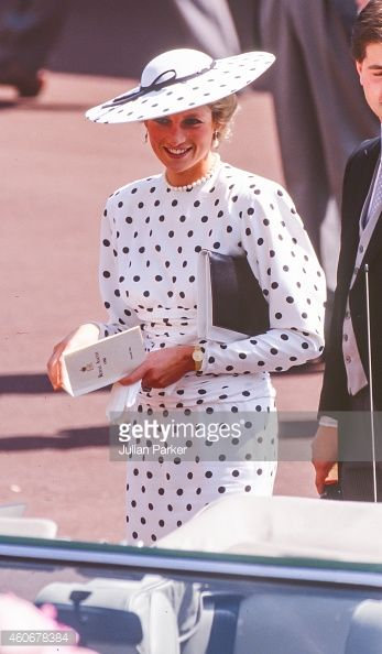 Members of The Royal Family attend The Royal Ascot Race meeting 1988 Pictures
