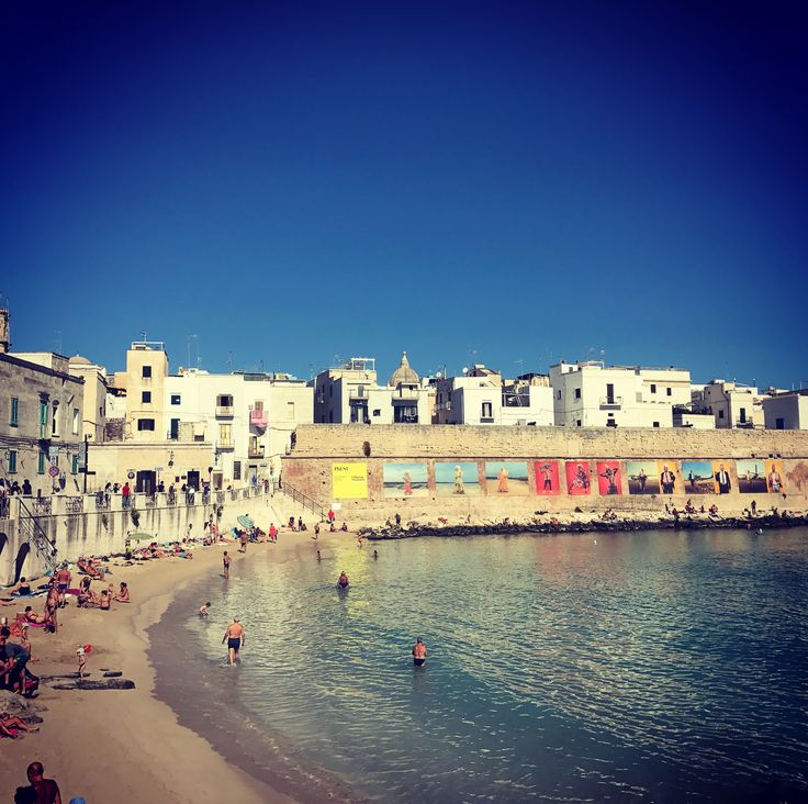 Monopoli: so lucky to be here