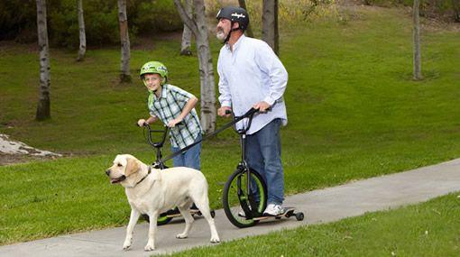 Disfrutarás con tus hijos de un paseo diferente con Sbyke. Encuéntralo en exclusuva #Weeknjoy #LoveSbyke
