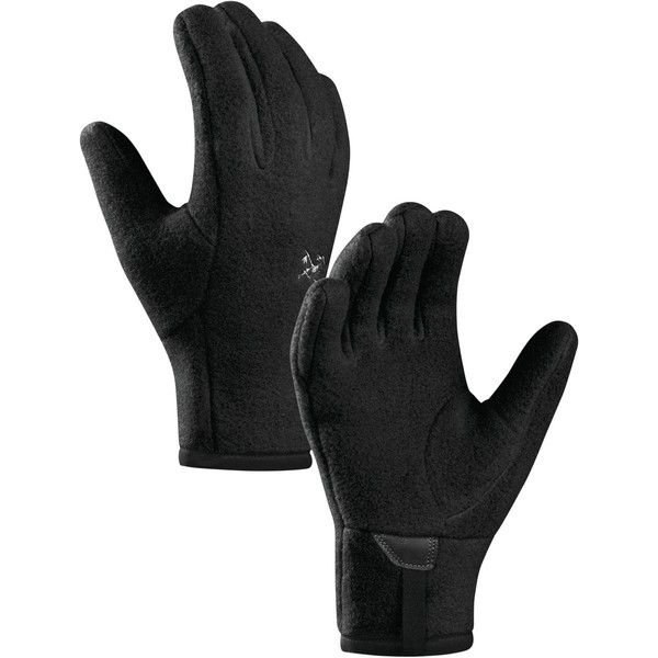 Arc'teryx Delta Mitten ($34) ❤ liked on Polyvore featuring accessories, gloves, mitten gloves, ski gloves, stretch gloves, waterproof gloves and ski mitts