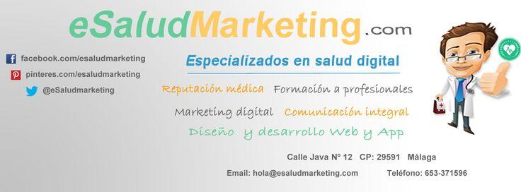 eSaludMarketing Servicios hola@esaludmarketing.com #esalud #saluddigital #marketing