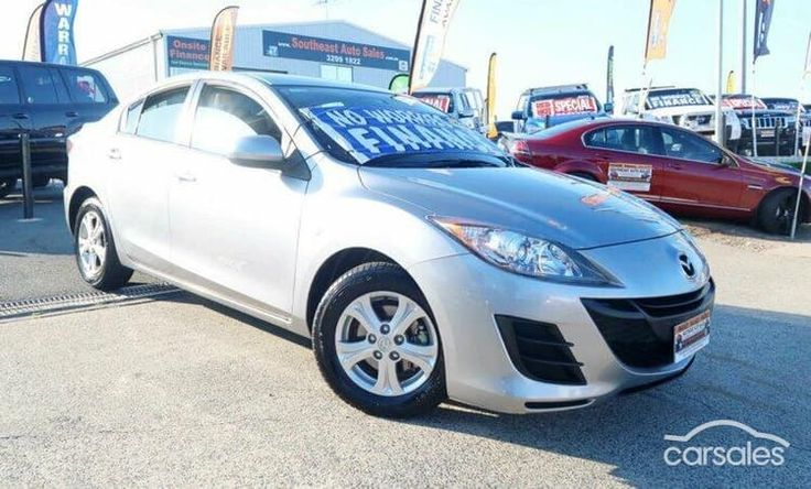 2009 Mazda 3 Maxx BL Series 1 Manual-$9,490*