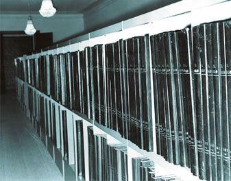 BLAA 50 años · Una biblioteca que crece con su público