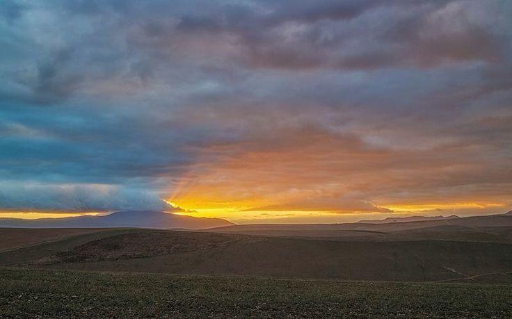 Greyton sunset