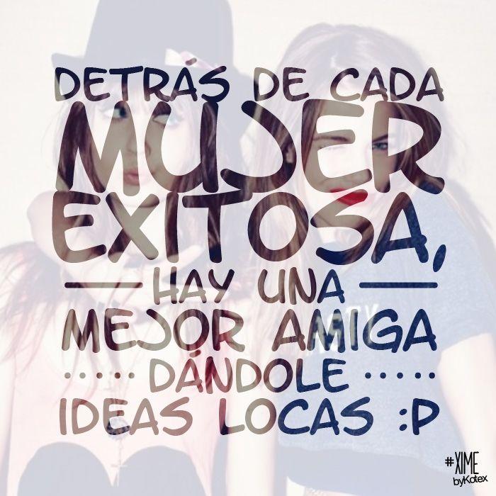 #amigas