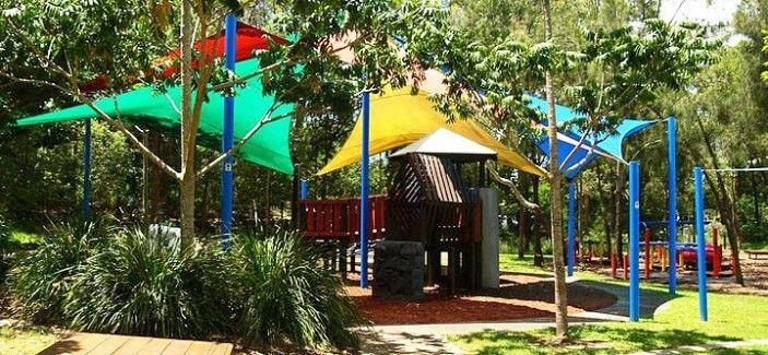 John Goss Reserve Playground
