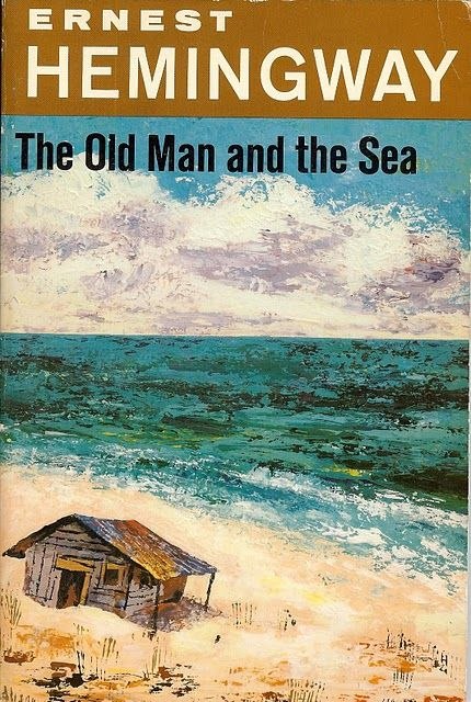 """Another great book from Ernest Hemingway, """"The Old Man and the Sea."""""""