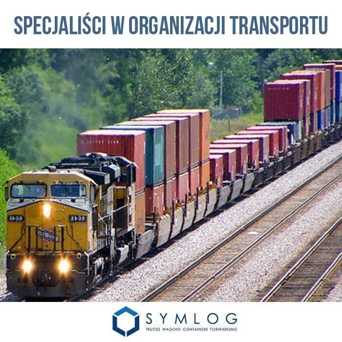 Każdego dnia organizujemy przewozy towarów pomiędzy Europą a Azją. Naszą specjalnością jest wykorzystywanie kolei ▶️ http://symlog.eu/