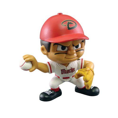 Arizona Diamondbacks MLB Lil' Teammates Vinyl Pitcher Sports Figure (2 3/4 Tall)