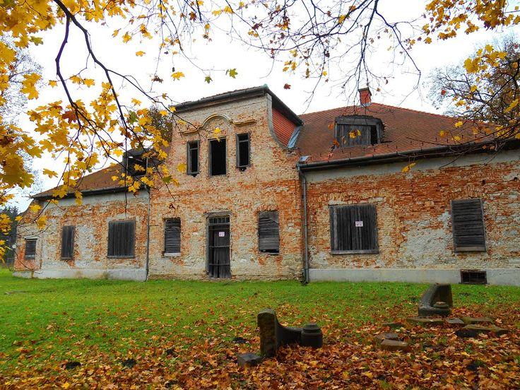 Tolmács Szentiványi kastély
