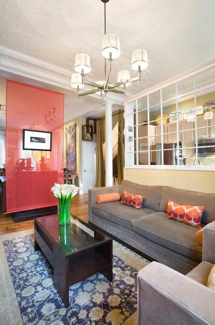 Room Divider Ideas   Creative Hanging Room Divider Ideas By Tobin Parnes  Design Enterprises