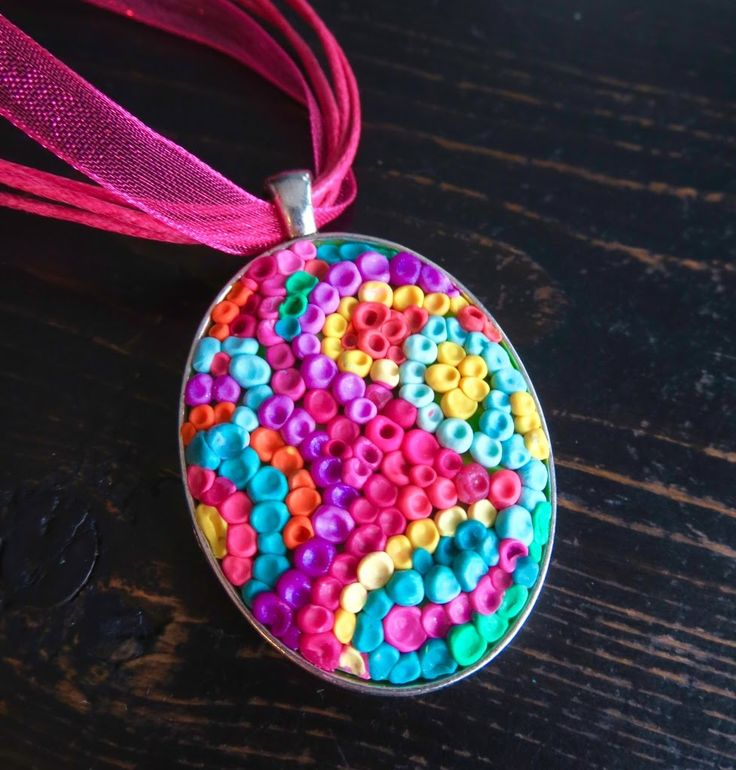 SUMMER FEELING - Featuring ABC's Summer Necklaces by Artist Anita Berglund