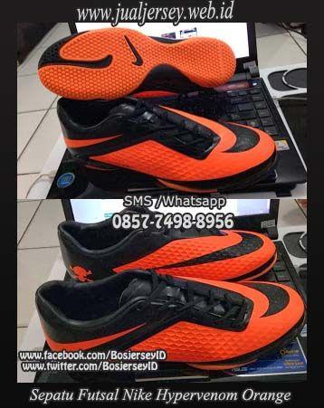 Nike Hypervenom Phantom Futsal Orange 2013-2014 Terbaru dan Termurah !!!