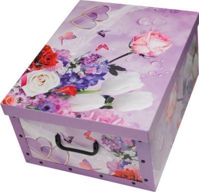 Artra Design Ordnungsboxen 2er SET Deko Karton Clip Motiv Blumenstrauß Jetzt bestellen unter: https://moebel.ladendirekt.de/dekoration/aufbewahrung/kaestchen/?uid=dff71373-0f82-5316-847b-5ca27e15cd33&utm_source=pinterest&utm_medium=pin&utm_campaign=boards #heim #aufbewahrung #kaestchen #dekoration