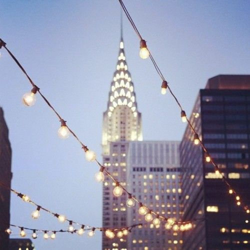: City Lights, Bright Lights, Nyc, Places, Travel, New York, Newyork, Chrysler Building