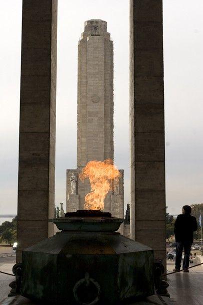 El Monumento Nacional a la Bandera, Rosario, Santa fe  Autor: Denise Giovaneli