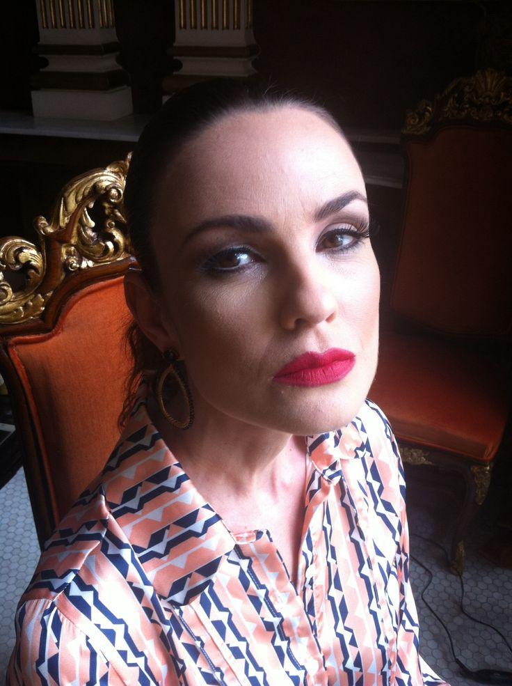 Makeup social by me atriz Carolina Kasting