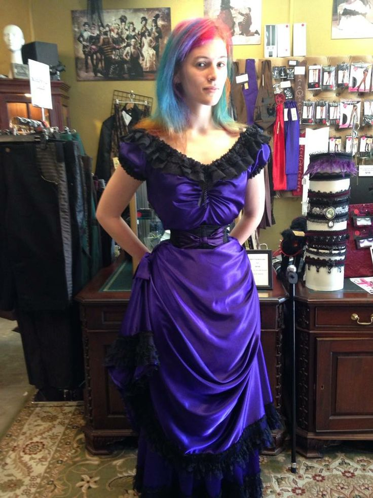 Gallery Serpentine customer, Francesca has been doing a bit of waist training  this outfit naturally enhances her tiny waist - Duchess skirt, Lady Sophie Chemise  Corset Belt corset all from Gallery Serpentine. #waisttraining #corset #formalwear #galleryserpentine