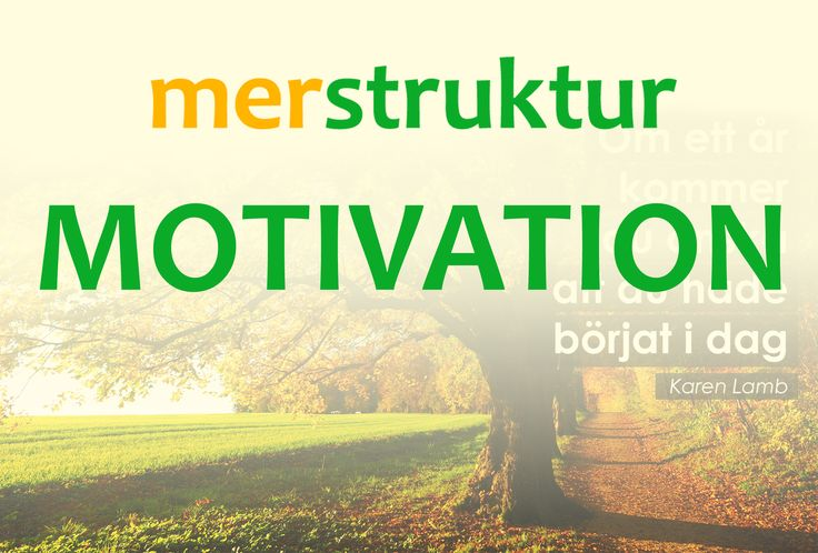 Motivations- och inspirationscitat