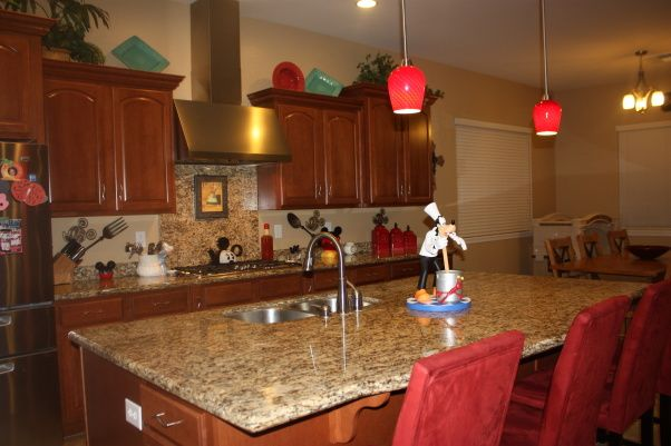 Disney Kitchen Decorating Ideas