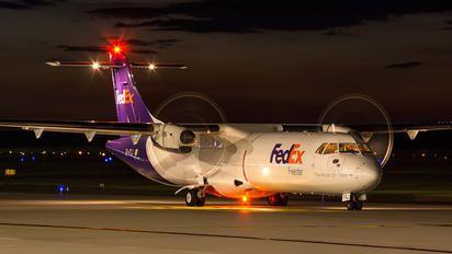 EI-FXJ - FedEx Feeder ATR 72 (all models) photo (220 views)