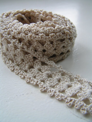 Karoshia Knitting : Tea Rose Home: Link Party No.46! Crocheted Lace: Inspiration